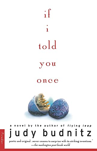 9780312267513: If I Told You Once: A Novel