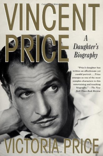 9780312267896: Vincent Price: A Daughter's Biography
