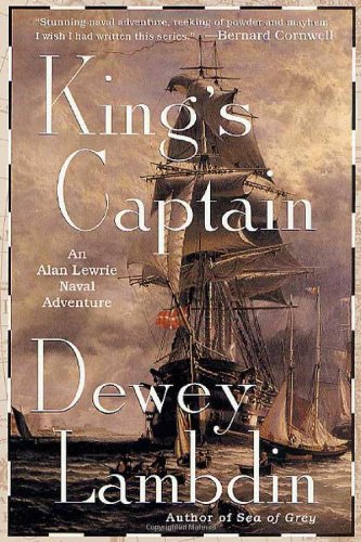 King's Captain: An Alan Lewrie Naval Adventure (Alan Lewrie Naval Adventures)