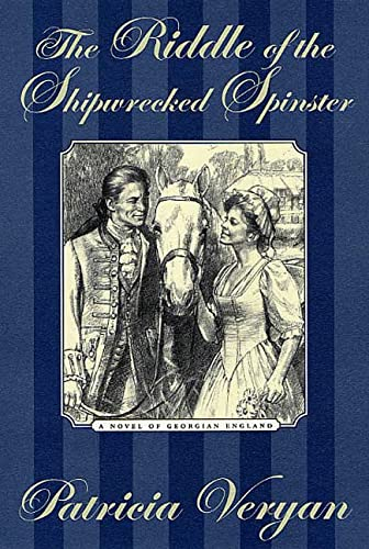 9780312269425: The Riddle of the Shipwrecked Spinster