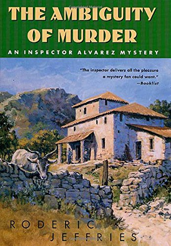 9780312269685: The Ambiguity of Murder (Inspector Alvarez Novels)