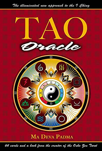 9780312269982: Tao Oracle: An Illuminated New Approach to the I Ching
