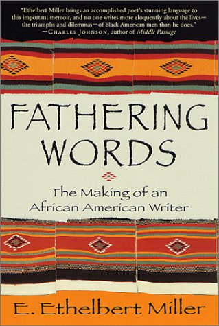 9780312270131: Fathering Words: The Making of an African American Writer