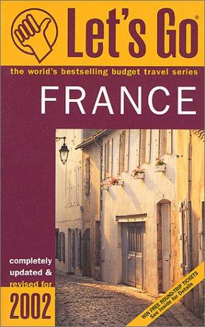 Let's Go France 2002: Jane Emily Griffin