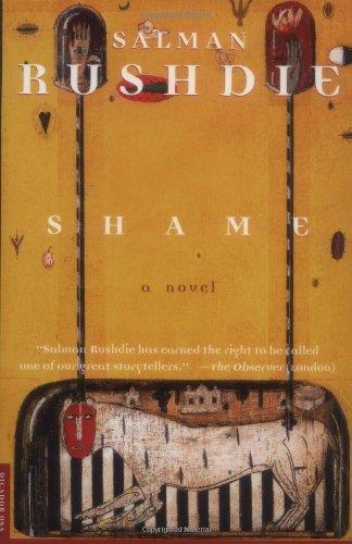 9780312270933: Shame: A Novel