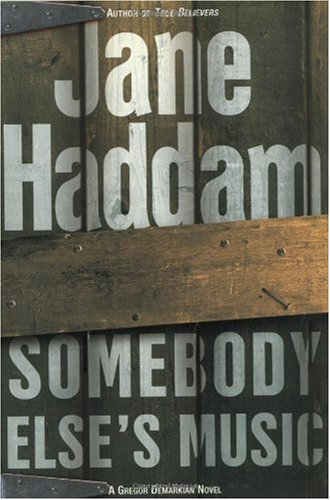 Somebody Else's Music: A Gregor Demarkian Novel: Haddam, Jane