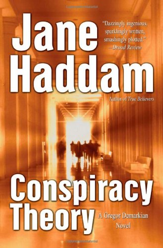 Conspiracy Theory: A Gregor Demarkian Novel: Haddam, Jane