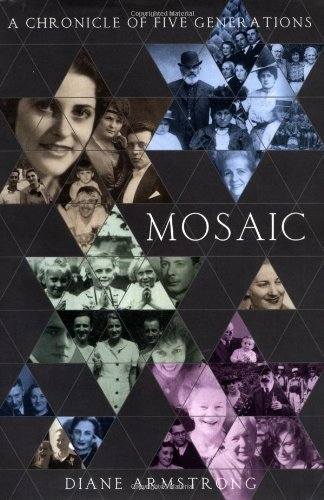 9780312274559: Mosaic: A Chronicle of Five Generations