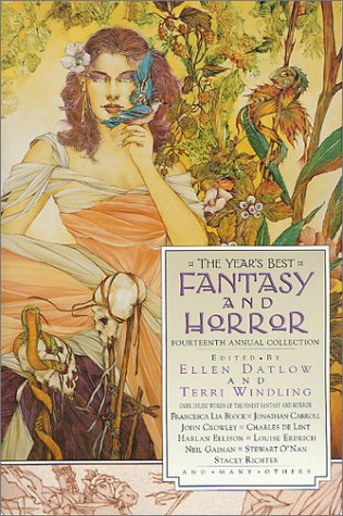 9780312275440: The Year's Best Fantasy and Horror : Fourteenth Annual Collection