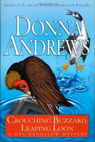 Crouching Buzzard, Leaping Loon (SIGNED): Donna Andrews