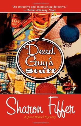 Dead Guy's Stuff ***SIGNED***: Sharon Fiffer