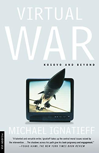 9780312278359: Virtual War: Kosovo and Beyond