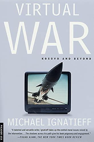 9780312278359: Virtual War: Kosovo and Beyond