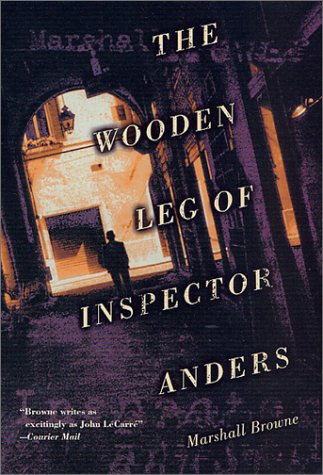 9780312278380: The Wooden Leg of Inspector Anders