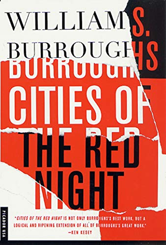 9780312278465: Cities of the Red Night