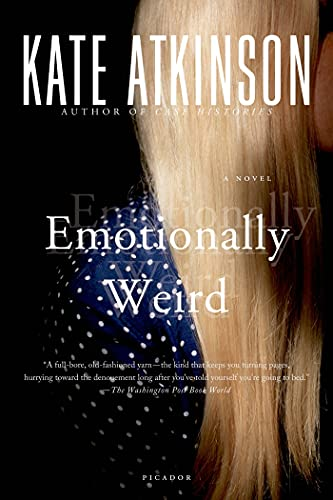 9780312279998: Emotionally Weird: A Novel