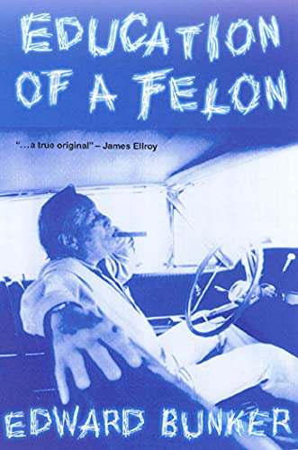 9780312280765: Education of a Felon: A Memoir