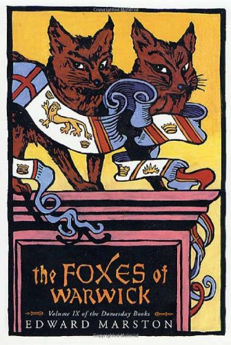 The Foxes of Warwick ***SIGNED***: Edward Marston