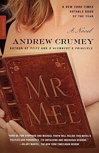 9780312282356: Mr. Mee: A Novel