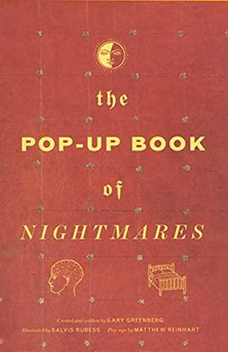 9780312282639: The Pop-up Book of Nightmares