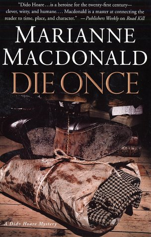 Die Once * * * * *SIGNED* * * * *: Marianne Macdonald