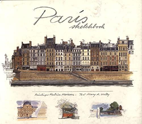 9780312284169: Paris Sketchbook