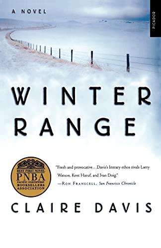 9780312284251: Winter Range: A Novel