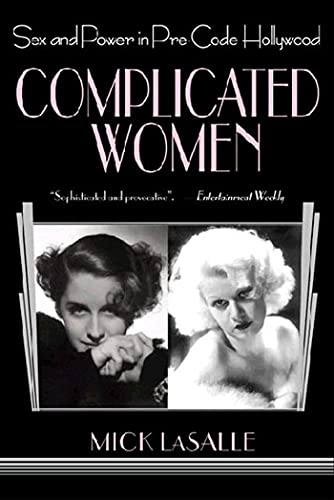9780312284312: Complicated Women: Sex and Power in Pre-Code Hollywood