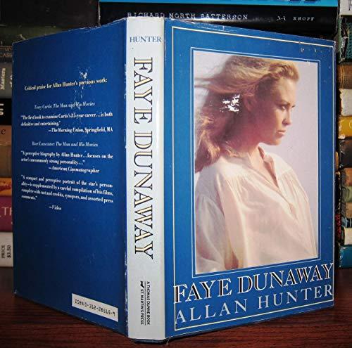 9780312285159: Faye Dunaway (A Thomas Dunne Book)