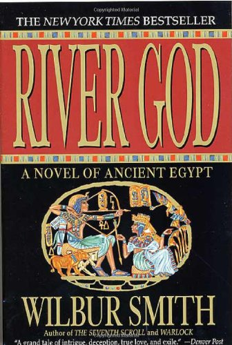 9780312287559: River God: A Novel of Ancient Egypt