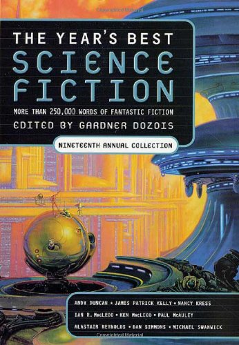 9780312288785: The Year's Best Science Fiction: Nineteenth Annual Collection