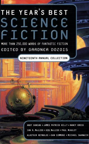 9780312288792: The Year's Best Science Fiction: Nineteenth Annual Collection (No. 19)