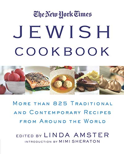 9780312290931: The New York Times Jewish Cookbook: More Than 825 Traditional and Contemporary Recipes from Around the World
