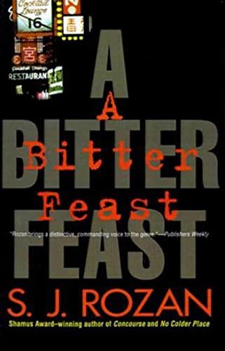 9780312291709: Bitter Feast