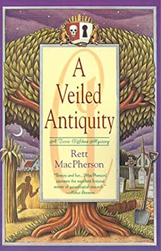 A Veiled Antiquity (Torie O'Shea Mysteries) (031229249X) by Rett MacPherson