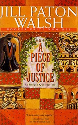 9780312292522: A Piece of Justice: An Imogen Quy Mystery (Imogen Quy Mysteries)