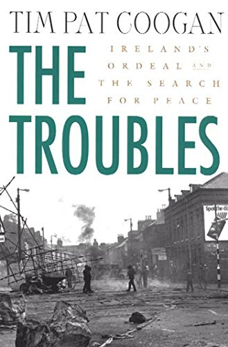 9780312294182: The Troubles: Ireland's Ordeal and the Search for Peace