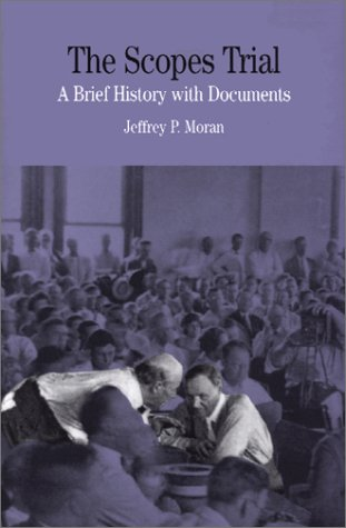 9780312294267: The Scopes Trial: A Brief History with Documents