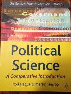 9780312294601: Political Science: A Comparative Introduction