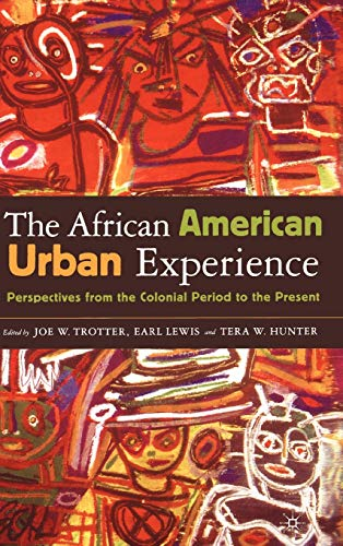 9780312294649: The African American Urban Experience: Perspectives from the Colonial Period to the Present