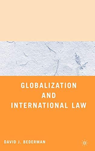 9780312294915: Globalization and International Law