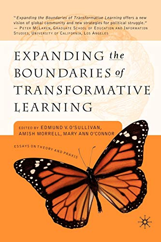expanding the boundaries of transformative learning  9780312295080 expanding the boundaries of transformative learning essays on theory and praxis