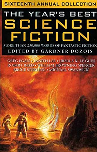 9780312299972: The Year's Best Science Fiction: Sixteenth Annual Collection