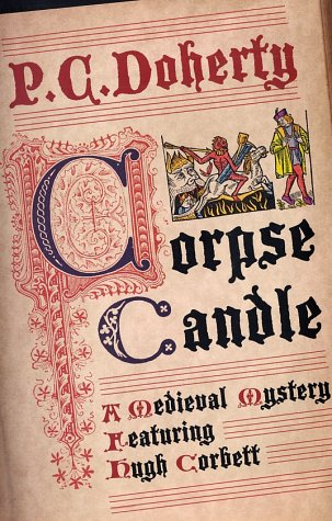 9780312300876: Corpse Candle: A Medieval Mystery Featuring Hugh Corbett