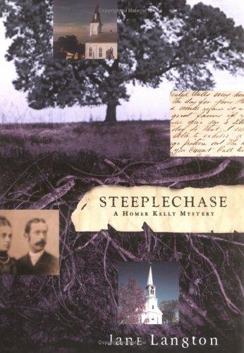 9780312301958: Steeplechase: A Homer Kelly Mystery (Homer Kelly Mysteries)