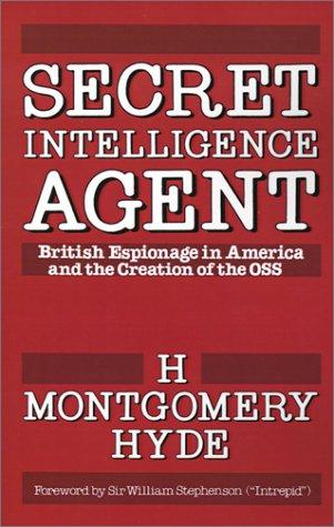 9780312302184: Secret Intelligence Agent