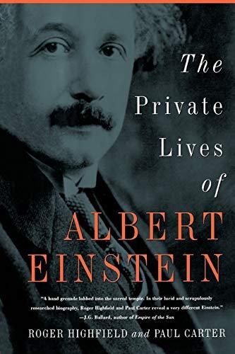 9780312302276: The Private Lives of Albert Einstein