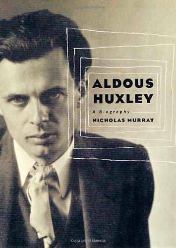 9780312302375: Aldous Huxley: A Biography
