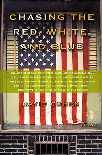 chasing the red white and blue If you are americophile, if you came to this country to presuit your american dream, or if you believe in equality and demoncracy in this country, you must read chasing the red, white, and.