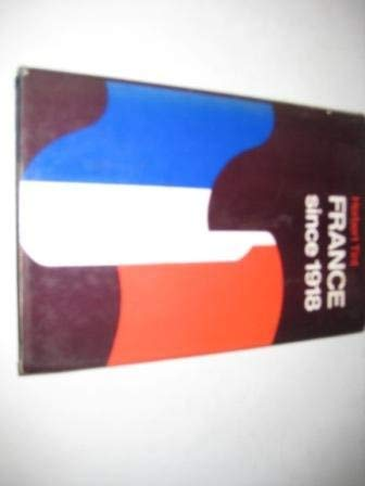 9780312303150: France Since 1918